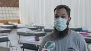 Spain: NGO Open Arms sets up field hospital for farm workers infected with COVID-19