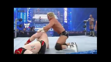 Cm Punk & Sheamus vs Dolph Ziggler & Daniel Bryan [ Wwe Smackdown, 15.6.12 ]