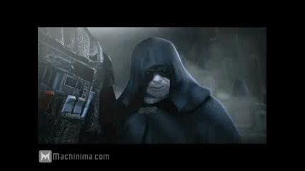 Star Wars The Force Unleashed - Launch Trailer Hd.flv