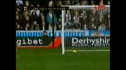 Дарби 0:1 Ливърпул (торес)