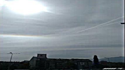 Какво става в небето?