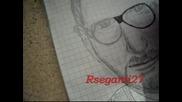 Michel Hazanavicius (speed drawing)