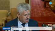 Напрежение в Народното събрание заради африканската чума