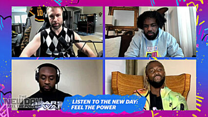 Tyler Breeze is a Pokémon connoisseur: The New Day: Feel the Power, Nov. 30, 2020