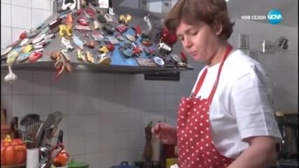 Стилна вечеря с Мария Пръмова в Черешката на тортата(17.01.2019) - част 2