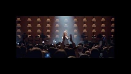 """Ще настръхнете! Цялата зала пее """"someone like you"""" на Adele"""