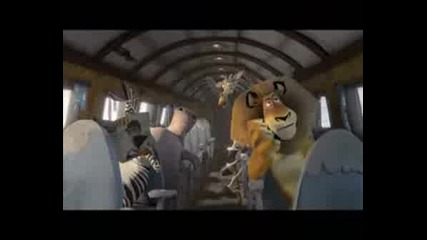 Madagascar 2 Escape To Africa Trailer High
