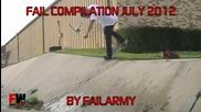 Пълни откачалки ! Смешни моменти Юли 2012