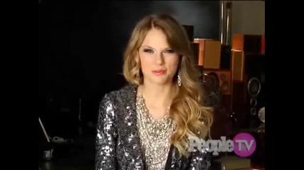 Taylor Swift Recaps Her Fabulous Year