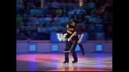 Екатерина Гусева в шоуто Звезди На Леда 5