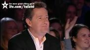 The Chippendoubles - Britain s Got Talent 2010