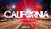 Mario Joy - California ( Lyric Video )
