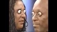 Extreme Augen Ококорените яко гледай
