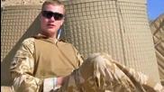 Посветено на смелите мъже и жени служили в афганистан
