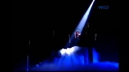 Nicole Scherzinger - Try With Me (live @ X Factor Uk)