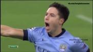Рома 0:2 Манчестър Сити 10.12.2014