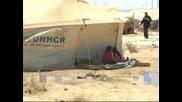 Условията за децата в лагерите на сирийските бежанци са много тежки