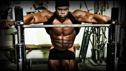 Kai Greene - Passionate Bodybuilder
