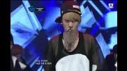 120322 Shinee Intro Stranger M countdown Comeback Special