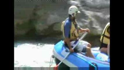 Рафтинг 17.09.2008 г. река Даламан - Турция 2 част