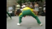 """Capoeira """" sofiq disha"""" 3"""