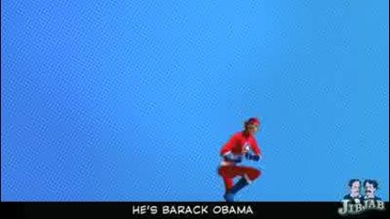 Най - Песничка за Барак Обама