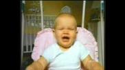Плачещо Бебе (смешно)