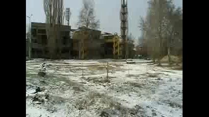 Леко дрифтче в Пловдив.flv