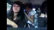 Melisa s  Приятели Пеят Смешно Песента На Pan!c at the dico