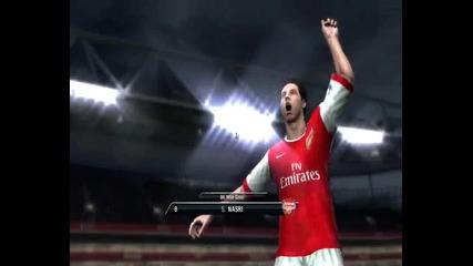 Fifa 11 - Компилация голове (1)