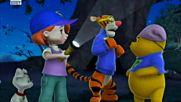 Моите приятели Тигъра и Мечо Пух - Бг Аудио Eпизод H. Q. - Пренощуването на Слон - Балон