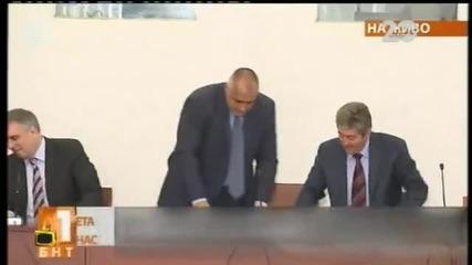 Коалиционно споразумени или сутрешна гимнастика - Господари на ефира (11.11.2014)