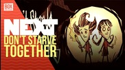 NEXTTV 023: Ревю: Don't Starve и Don't Starve Together
