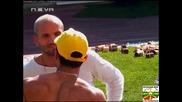 Умберто И Провала На Мисията в Big Brother 4 - 24 10 2008