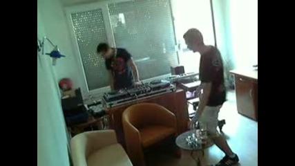 Български House Mix на живо с видео - Hristo Peev & Nikk + линк за сваляне част 1
