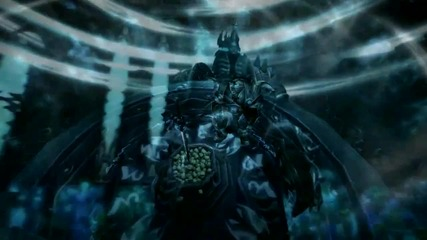 World of Warcraft Fall Of The Lich King Patch v3.3 Trailer Hd