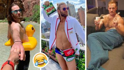 Инфлуенсърки, смешни сте! Мъже се подиграват на Instagram модата