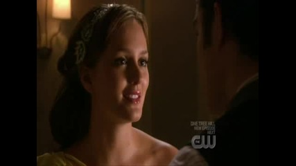 Gossip Girl - Blair And Chuck - Hot Scene - 2x03