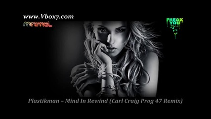 Plastikman – Mind In Rewind (carl Craig Prog 47 Remix) Hd