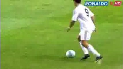 Cristiano Ronaldo Real Madrid 2009 2010