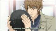 (bg subs) Sekaiichi Hatsukoi Season 2 Episode 9