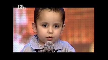 Nai-malkiq uchastnik v Bulgariia Tursi talant