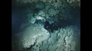Подводните пещери на Юкатан- подводни кадри- 2
