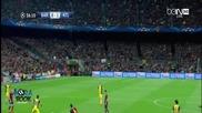Барселона 1:1 Атлетико ( Мадрид ) 01.04.2014