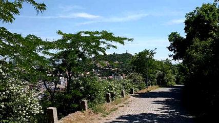 Младежкият хълм в Пловдив
