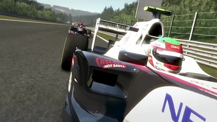 F1 2011 Go Compete