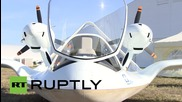 Russia: MNIRTI unveils high-tech Chirok drone at MAKS-2015 air show