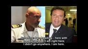 запис между капитана на Costa Concordia и бреговата охрана