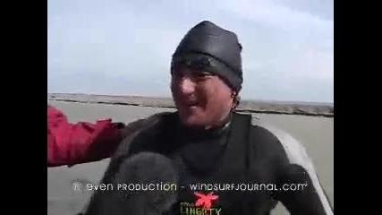 windsurf speed record