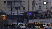 Щурмът на спецчастите и освобождаване на заложниците. Париж. Франция 09.01.2015